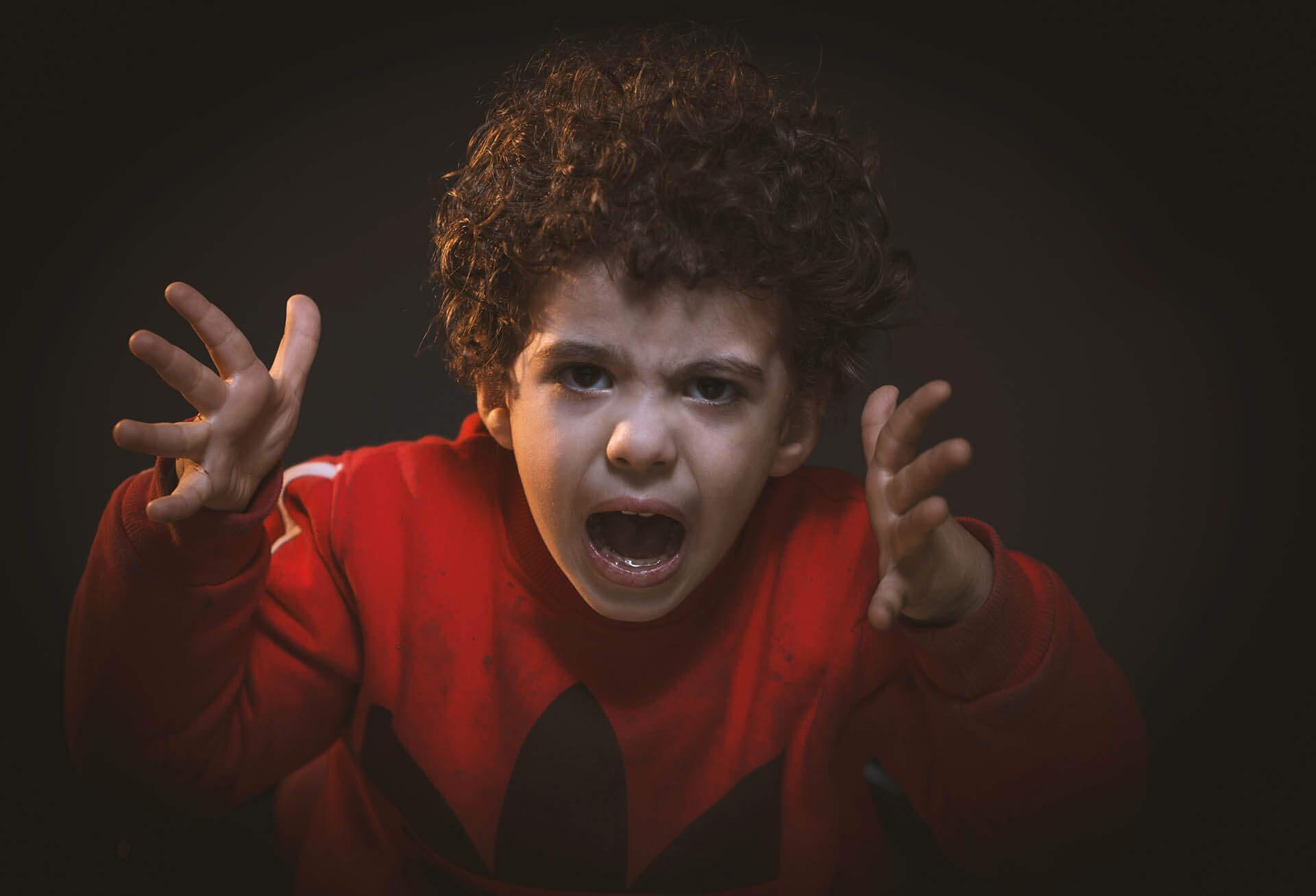 1-3 Yaş Çocuğunda Öfke Nöbetleri